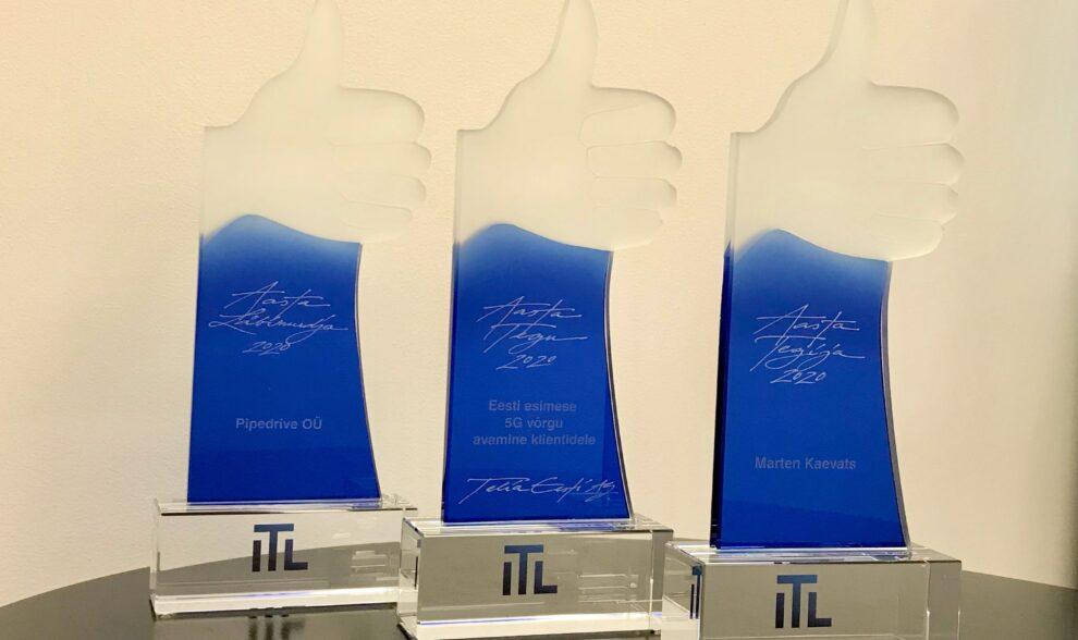 IKT-sektori auhinnad anti üle