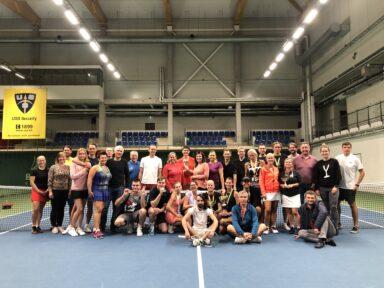 Tenniseturniir ICT Tennis 2021