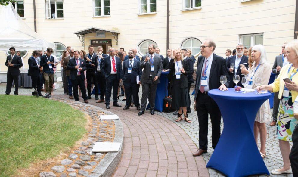 Algas üheksas Eesti sõprade rahvusvaheline kokkutulek