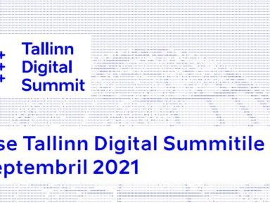 Tallinn Digital Summit 2021 kutsub osalema