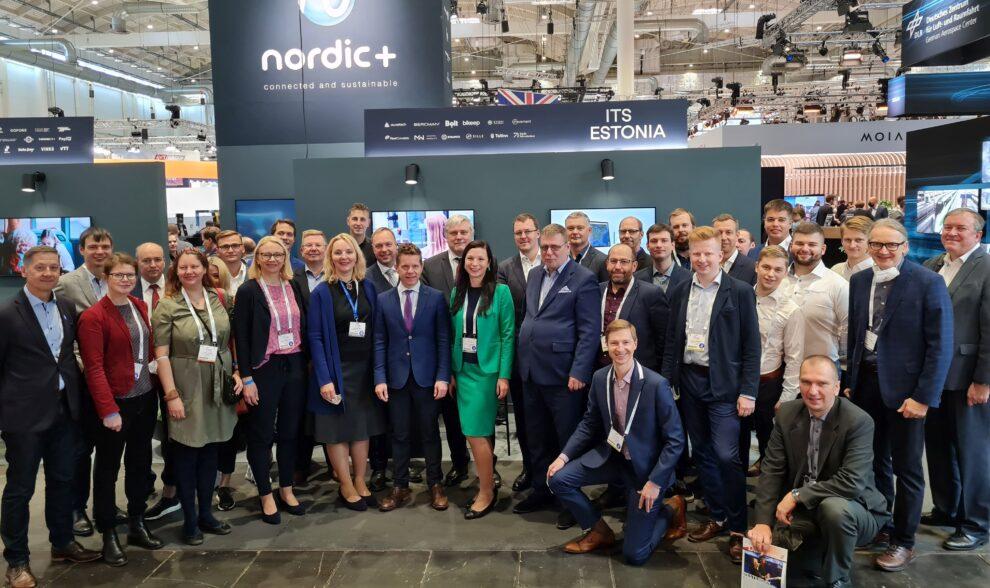 Eesti transpordivaldkonna ettevõtted otsivad Saksamaalt ärivõimalusi